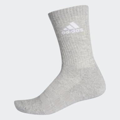 Cushioned Crew Socks