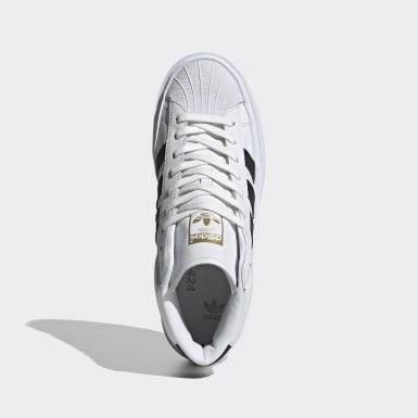 Men's Originals White 424 Pro Model Shoes