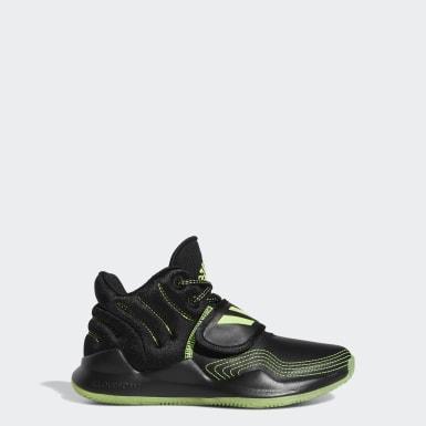 Børn Basketball Sort Pro Spark 2.0 sko