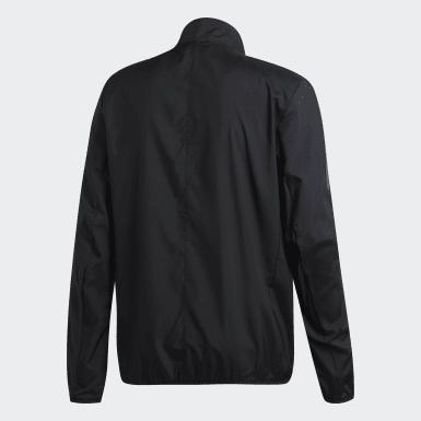 Herr Löpning Svart Own the Run Jacket