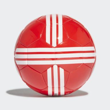 MINI BOLA INTERNACIONAL Vermelho Homem Futebol