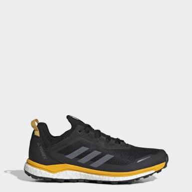 Men's Trail Running Blue Terrex Agravic Flow Shoes