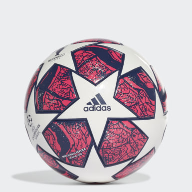 Ballon UCL Finale Istanbul League Junior 290 Blanc Garçons Football