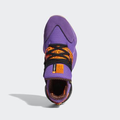 Erkek Basketbol Purple Harden Vol. 4 McDonald's Ayakkabı
