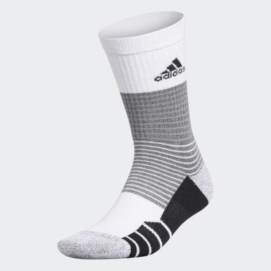 Mænd Golf Hvid Tour360 sokker