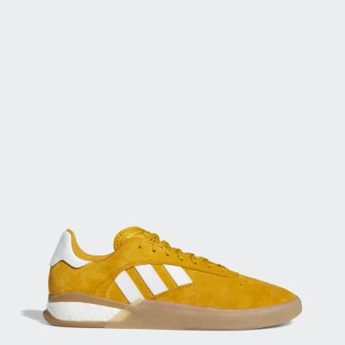 Men Originals Yellow 3ST.004 Shoes