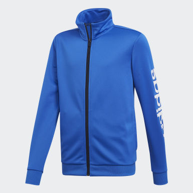 Jungen Athletics Trainingsanzug Blau