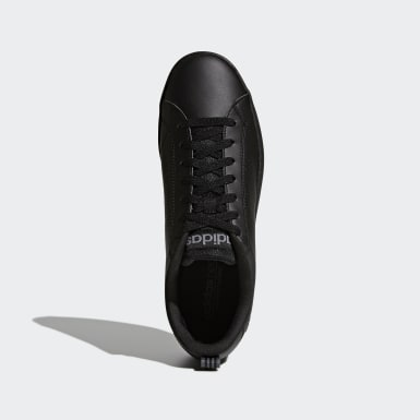 Tenis VS Advantage Clean Negro Hombre Sport Inspired
