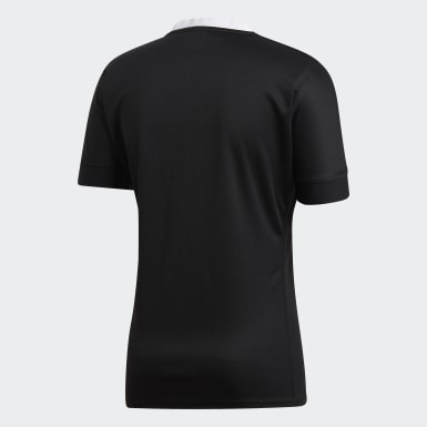 Camiseta Titular All Blacks Negro Hombre Rugby