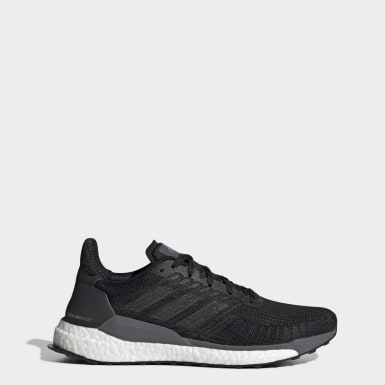 Men's Running Black Solarboost 19 Shoes