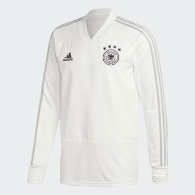 Mænd Fodbold Hvid Germany træningstrøje