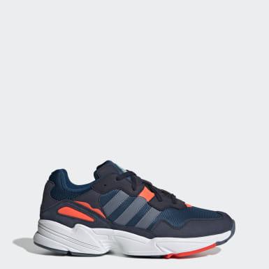 Originals สีน้ำเงิน รองเท้า Yung