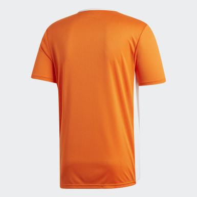 Camiseta Entrada18 Naranja Hombre Training