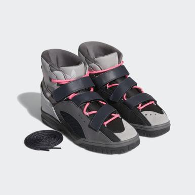 Men's Originals Black Kid Cudi Vadawam 326 Shoes