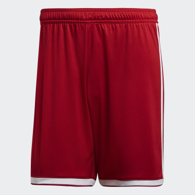 Men's Soccer Red Regista 18 Shorts