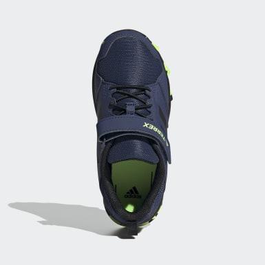 Zapatillas Terrex Tracerocker CF (UNISEX) Azul Niño Running