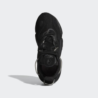 Men Originals Black Torsion X Shoes
