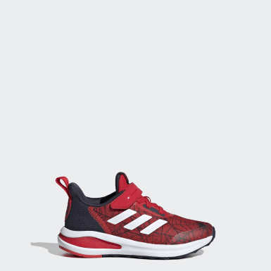 Kids Running Red Marvel Spider-Man FortaRun Shoes