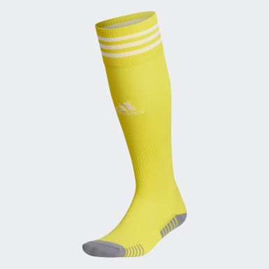 Soccer Yellow Copa Zone Cushion 4 Socks