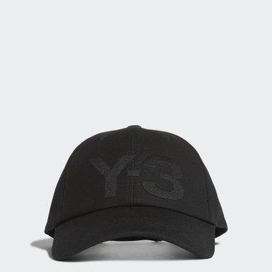 Y-3 Logo Caps