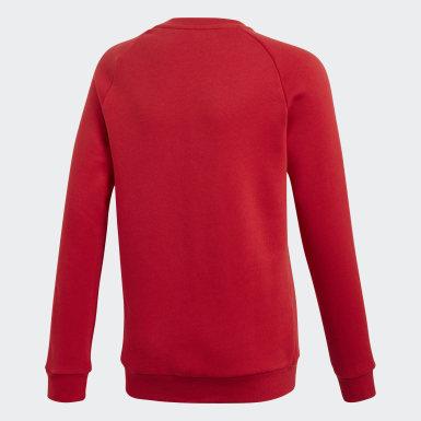 Kinderen Training Rood Core 18 Sweatshirt