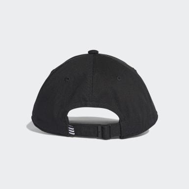 Originals Μαύρο Trefoil Baseball Cap