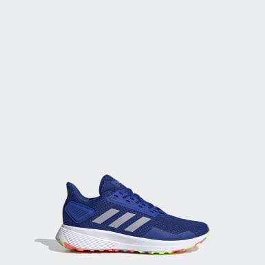 Kinder Running Duramo 9 Schuh Blau