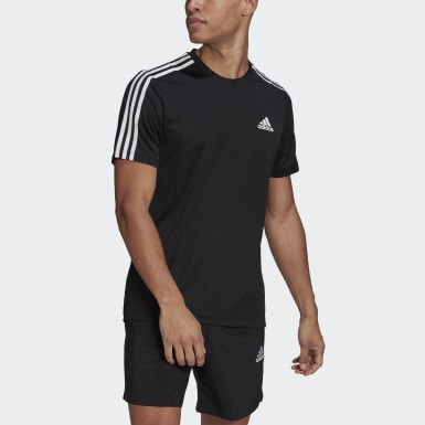 Men Training AEROREADY Designed To Move Sport 3-Stripes Tee