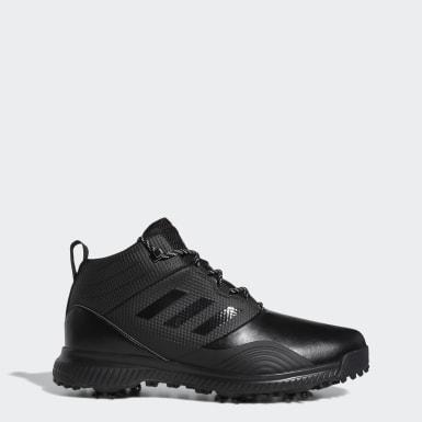Sapatos Cano Médio Traxion Climaproof Preto Homem Golfe