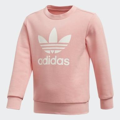 Kids Originals Crew Sweatshirt Set