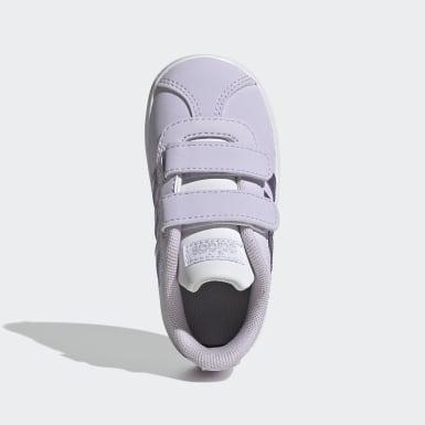 Zapatillas VL Court 2.0 (UNISEX) Violeta Niño Sport Inspired