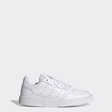 Chaussure Supercourt blanc Adolescents Originals