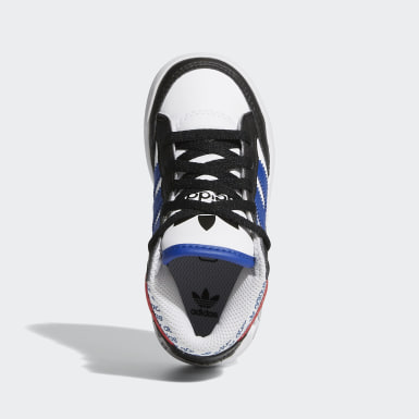 Kids Originals Black HARD COURT HI I