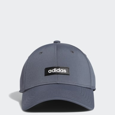 Men Training Grey Pre-Season Stretch-Fit Hat