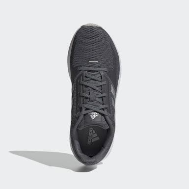Zapatillas Run Falcon 2.0 Plomo Mujer Running