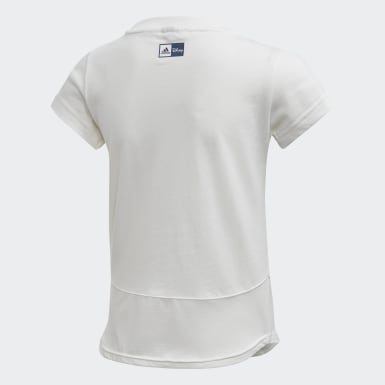 Camiseta Frozen Blanco Niña Training