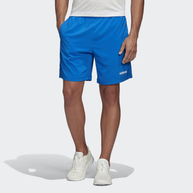 Shorts Design 2 Move Climacool Azul Hombre Training