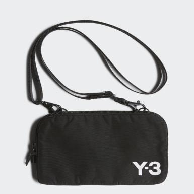 Y-3 Y-3 Carabiner Tasche Schwarz
