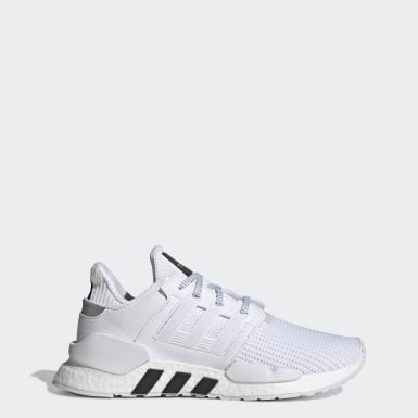 Men Originals White EQT Support 91/18 Shoes