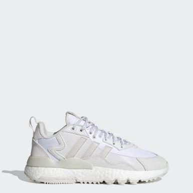 Männer Originals Nite Jogger Winterized Schuh Weiß