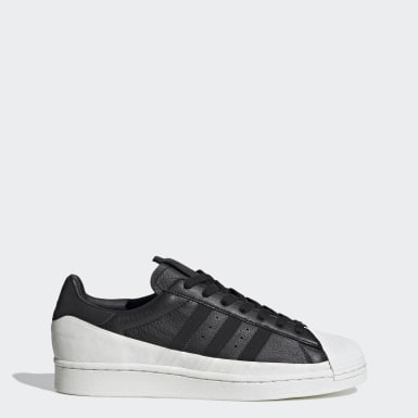 Men's Originals Black Superstar MG Shoes