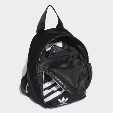 Women Originals Black Mini Backpack