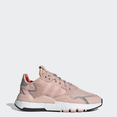 Sapatos Nite Jogger Rosa Mulher Originals