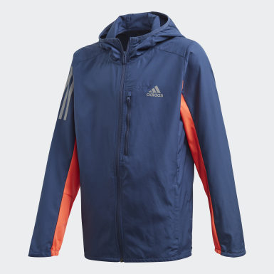 Own the Run Wind Jacket