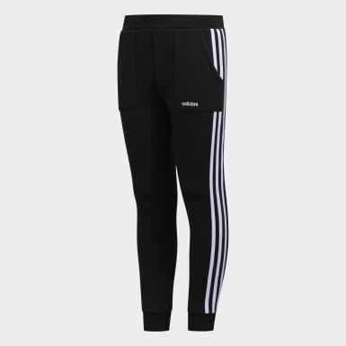 Fleece Stripe Joggers