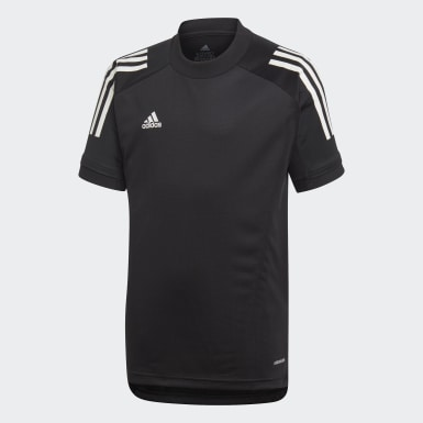 Youth 8-16 Years Training Black Condivo 20 Training Jersey