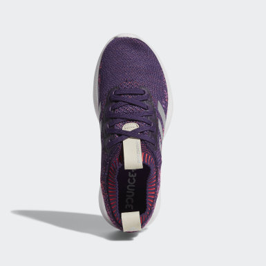 Women's Running Purple Purebounce+ Shoes