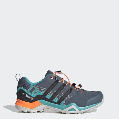Zapatillas de Senderismo Terrex Swift R2 Azul Hombre adidas TERREX