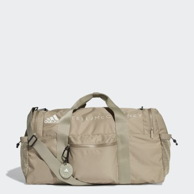Women's adidas by Stella McCartney Beige adidas by Stella McCartney Duffel Bag
