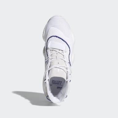Men's Originals White Crazy BYW Shoes
